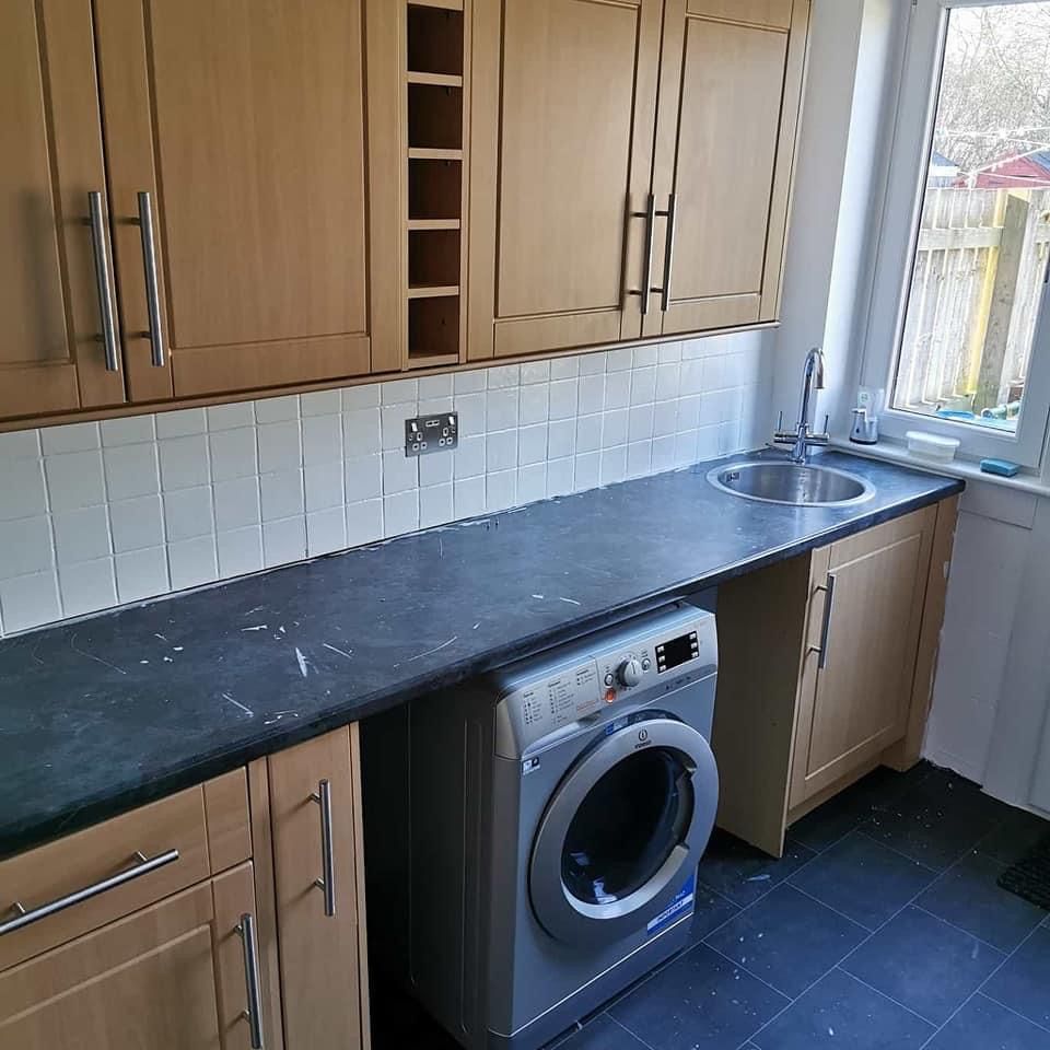 Kitchen Renovation Glasgow